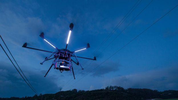 Czas dronów