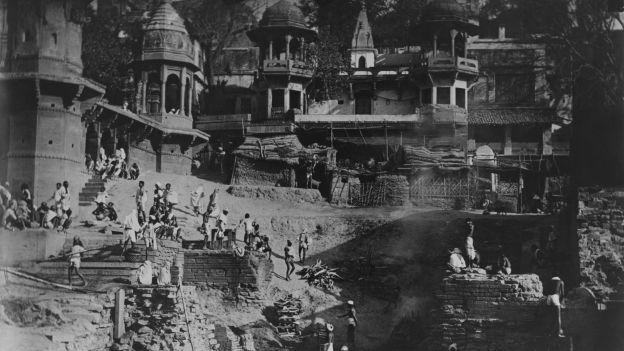 Indie sprzed ponad 100 lat