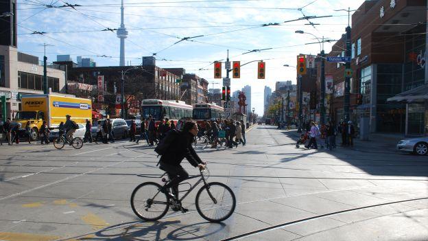 Jeździsz na rowerze dla zdrowia? W mieście może Ci to raczej zaszkodzić