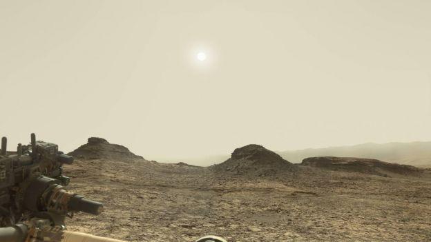 Tak wygląda Mars