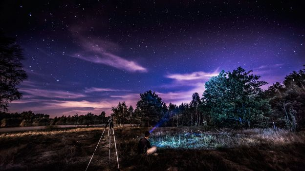 Piękne nocne zdjęcia Marka Młynarczyka