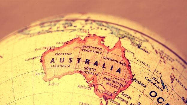 Kto pierwszy szukał na mapie Australii? Nie uwierzysz