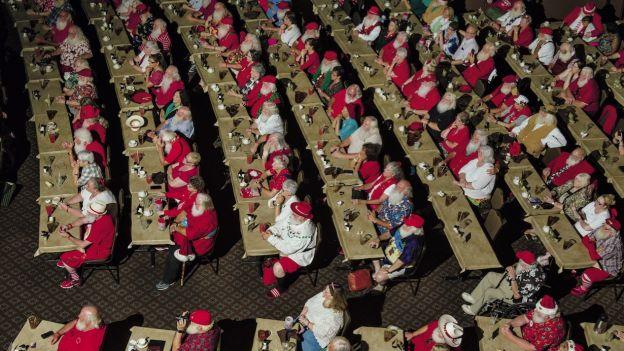 Badanie Mikołajów