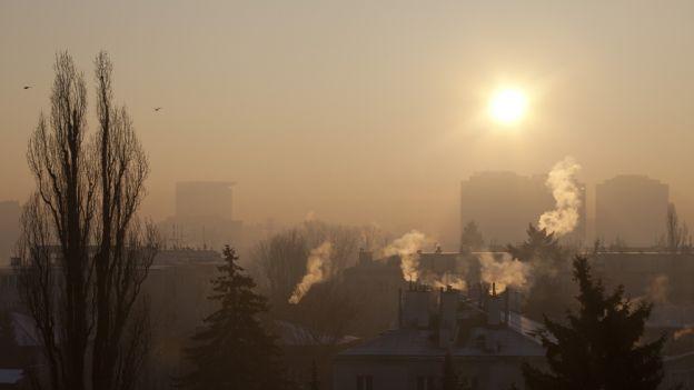 Zbiórka na walkę ze smogiem