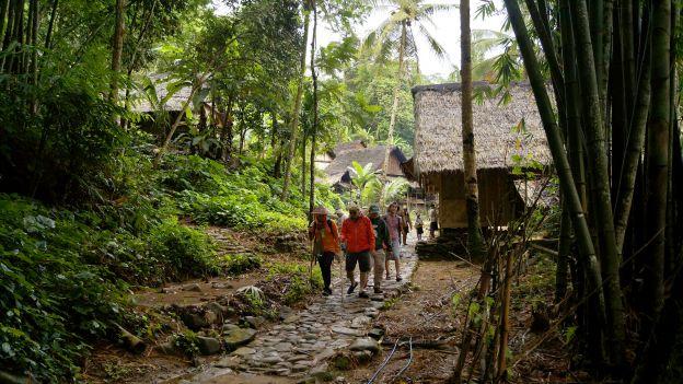 Tradycyjne plemię Baduy. W izolacji od świata zewnętrznego