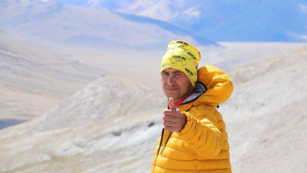 Dariusz Strychalski chce przekroczyć granice swoich możliwości