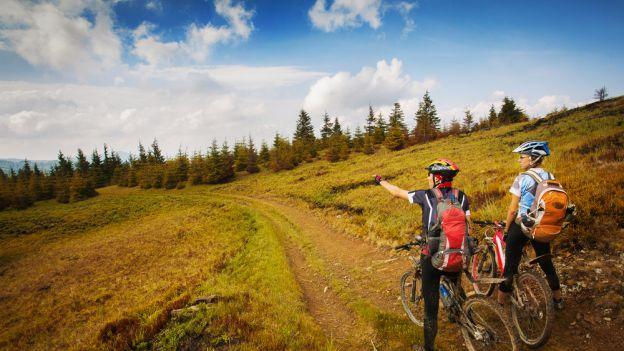 Najciekawsze trasy rowerowe w Polsce