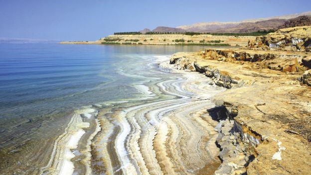 Fascynujące Morze Martwe