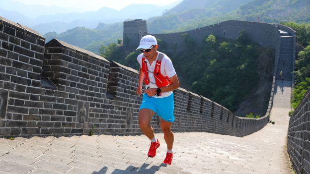 Tytan na Wielkim Murze. Marcin Świerc wygrywa The Great Wall Marathon w Chinach