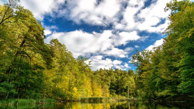 Spływ Krutynią i wizyta w leśniczówce Pranie