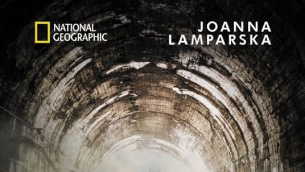 Złoty pociąg, Joanna Lamparska