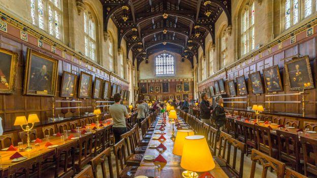 Christ Church, Uniwersytet Oksfordzki
