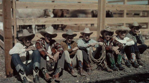 Właśnie TAK wyglądali naprawdę.  10 unikalnych fotografii amerykańskich kowboi