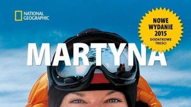 """Martyna Wojciechowska """"Przesunąć horyzont"""""""