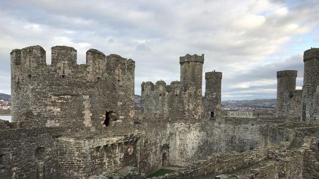 Zamek Conwy