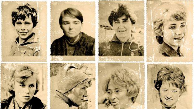 Kobiety, które zdobyły Szczyt Lenina w 1974 r.