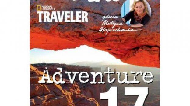 """""""Adventure. 17 niesamowitych wypraw"""" Martyna Wojciechowska"""
