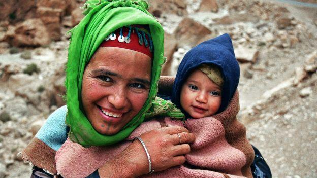 Tinerhir, Maroko - 2003