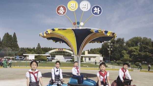 Portrety z Pjongjangu