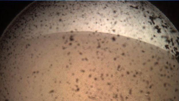 Widok z Marsa
