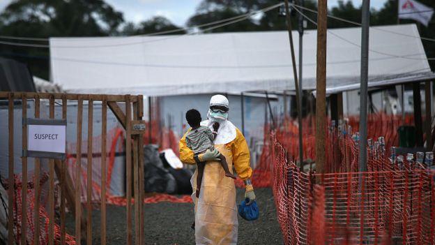 Epidemia Eboli w Kongo. WHO ogłasza alarm międzynarodowy