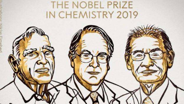 Nobel 2019 z chemii