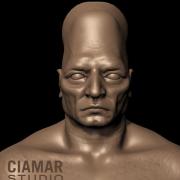 głowa giganta