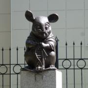 pomnik myszy