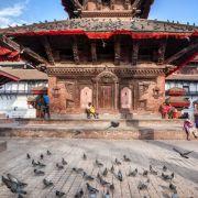 Nepalskie zabytki legły wgruzach