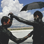 iran jezioro