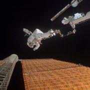 Astronauta nurkuje