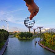 Ogrody botaniczne, Singapur