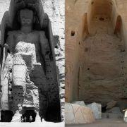 5. Posągi z Bamiyan