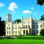 Pałac Mierzęcin, lubuskie