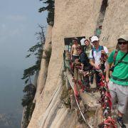 Góry Huashan