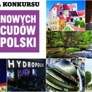 Znamy 7 Nowych Cudów Polski!