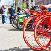 ...nie panikujesz, jak nie ma twojego roweru tam, gdzie go zostawiłeś.