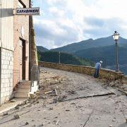 Po kataklizmie we Włoszech
