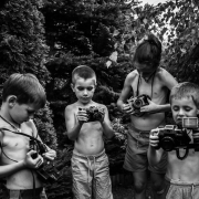 Fotograficzna opowieść o dzieciństwie