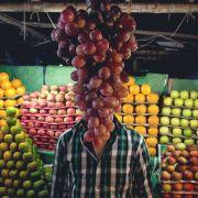 Głowa pełna... owoców