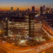 """""""Warszawa nocą"""""""
