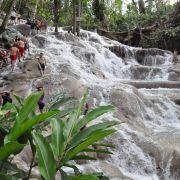 Wodospady na rzece Dunn