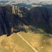 Matekane Air Strip w Lesoto