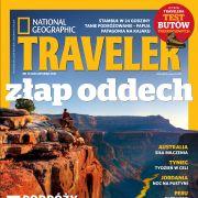 Listopadowy numer National Geographic Traveler już w kioskach!
