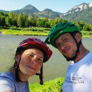 Podróż poślubna rowerem dookoła Polski