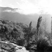 Góry Atlas na kliszy