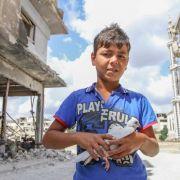 """Reporterka: """"Nie możemy o Aleppo zapomnieć."""" Przeczytaj jeśli chcesz pomóc, tu znajdziesz odpowiedź jak to zrobić"""