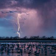 Wieczorna burza