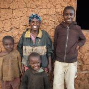 1. Rodzina Butoyi z Burundi.