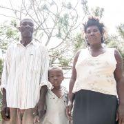 2. Rodzina Jacques z Haiti